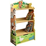 Amazon Fantasy Fields Outer Space Thematic Kids Wooden Bookcase