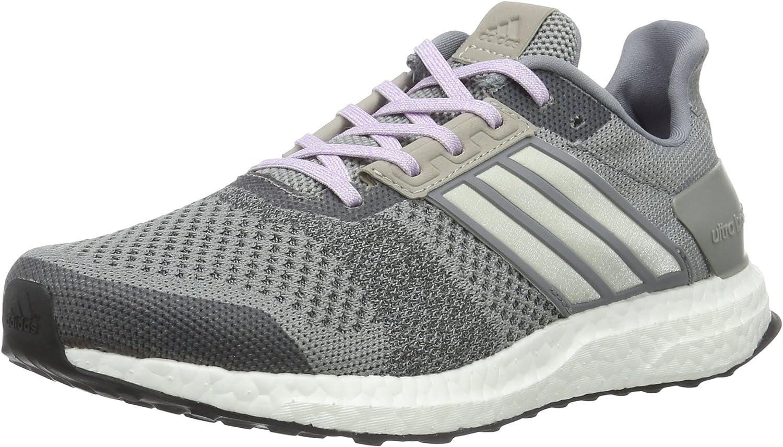 adidas Ultra Boost St W, Zapatillas de Running para Mujer: adidas ...