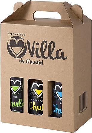 Cerveza artesana Chula Pack 6 botellas: Amazon.es: Alimentación y ...