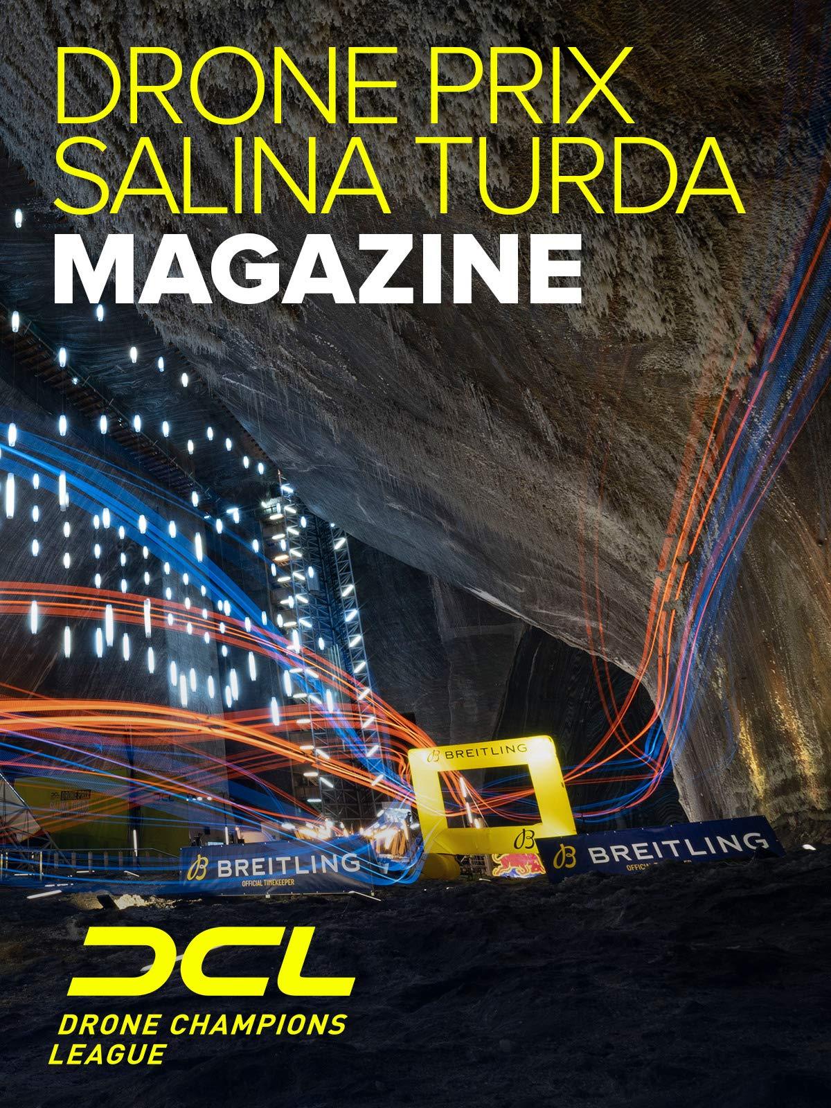 Drone Champions League Drone Prix Salina Turda on Amazon Prime Video UK