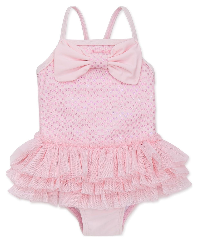 Little Me baby-girls Little Girls One Piece Swimsuit