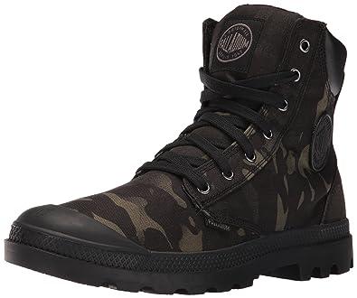 Palladium Mens Pampa Sport Cuff MC Combat Boot  5KHWTPMQ6