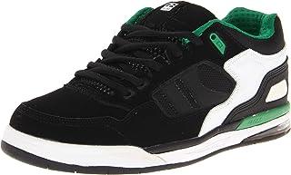 GLOBE Skateboard/BMX Shoes VIPER Black/White/Green