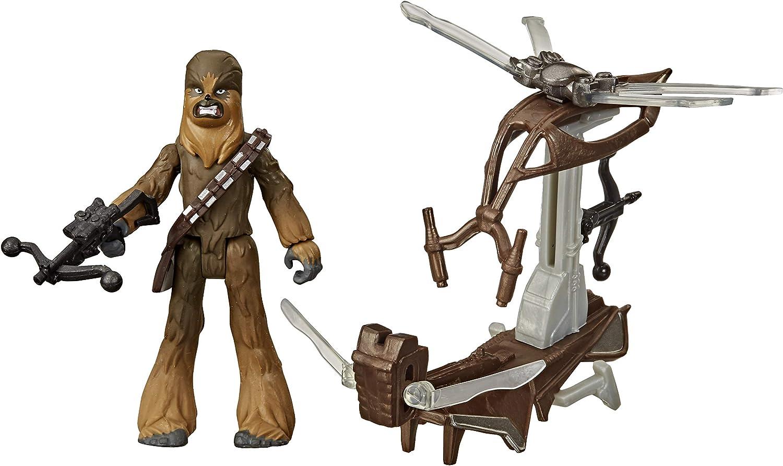 Star Wars SW Mission Fleet Micro VEH Chewie