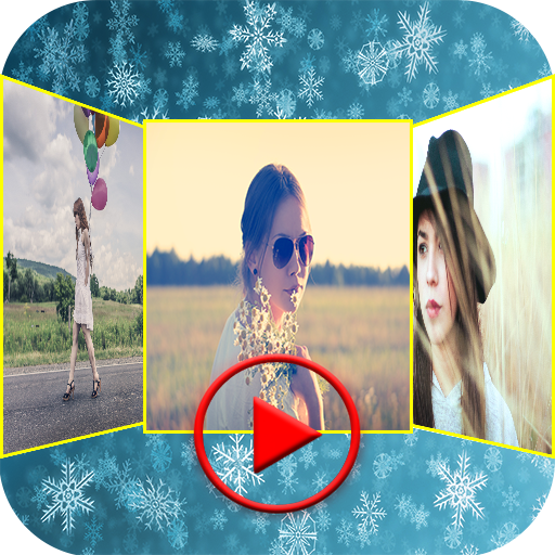 (photo to video creator with music)