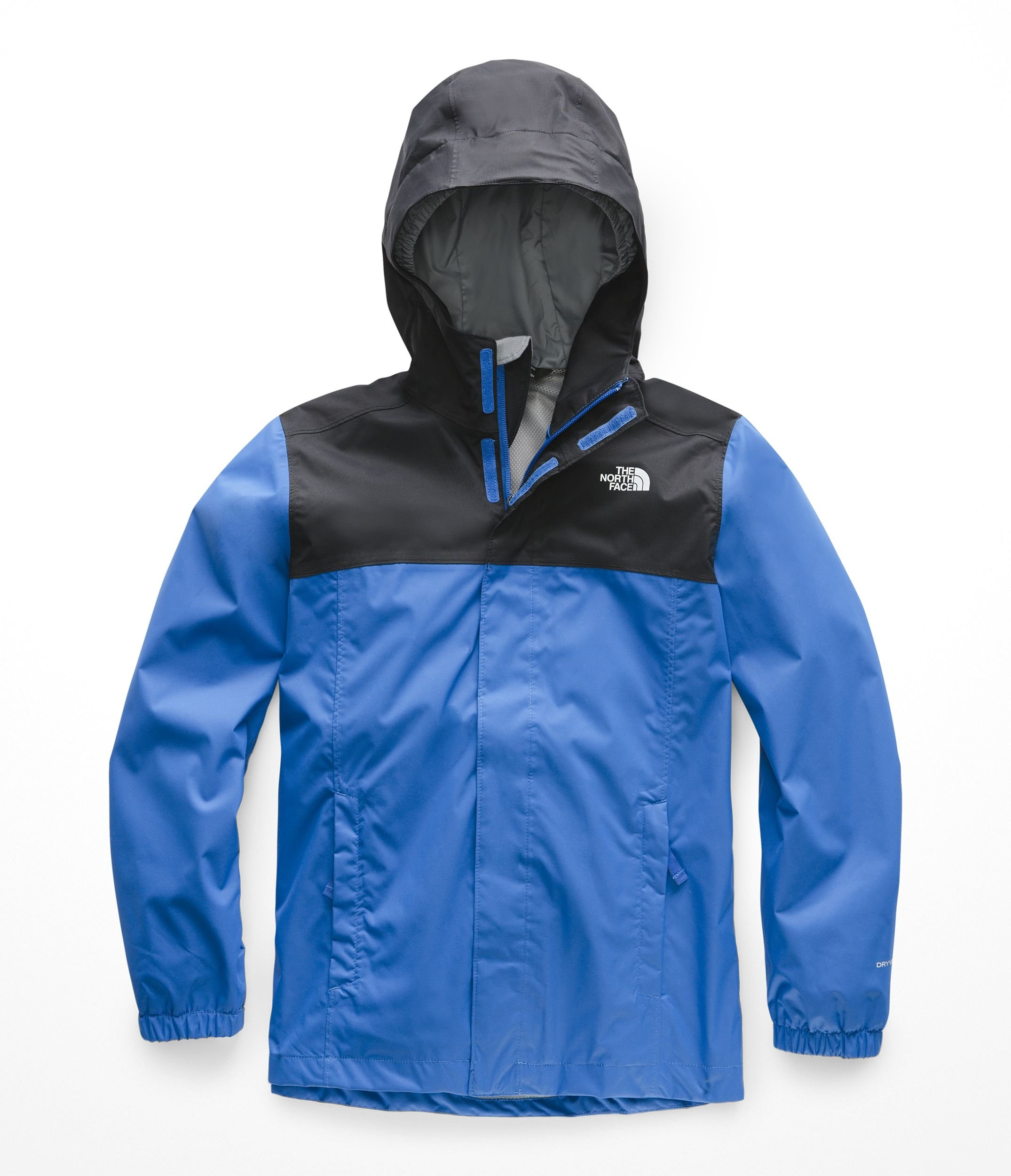 The North Face Boy's Resolve Reflective Jacket - Turkish Sea - XL by The North Face