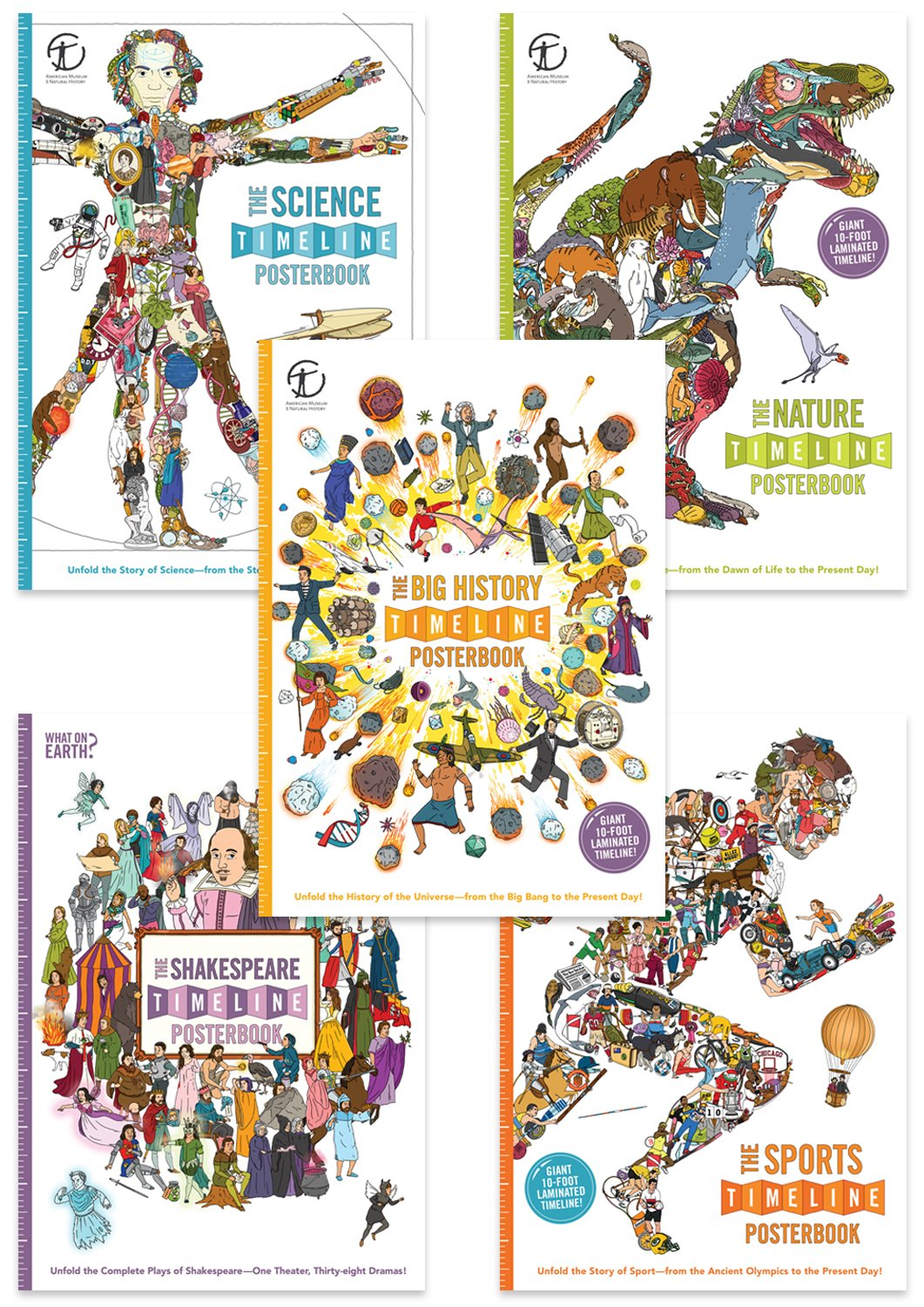 Download The Posterbook Timeline Collection pdf