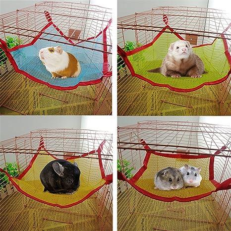 Hamaca de malla transpirable para mascotas, hamaca, gato suave, cama para gatos pequeño, productos para mascotas, ...