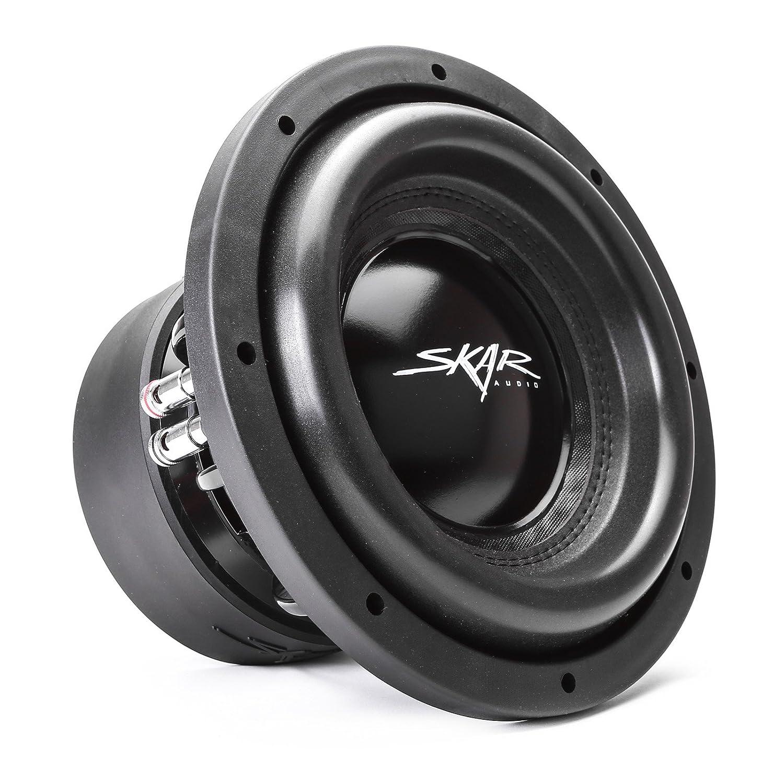 Skar Audio EVL-65 D2 6.5' Dual 2 ohm 400W Max Power Subwoofer