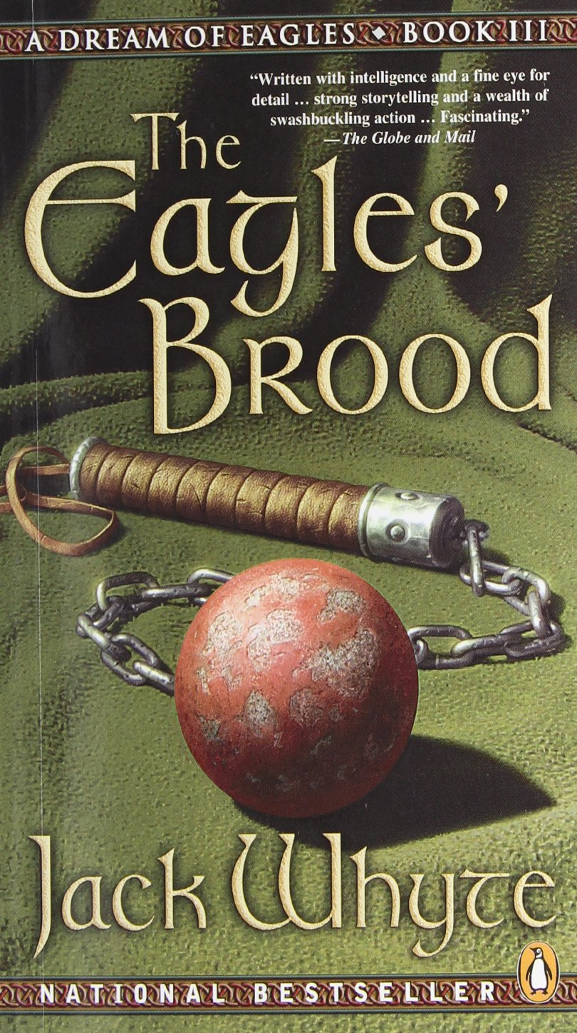 The Eagles' Brood (a Dream Of Eagles, Book