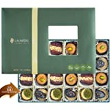 Laumiere Gourmet Fruits - Crescent Collection - Dried Fruits and Nuts Basket - Box - Hamper - Ramadan - Eid - Festive…