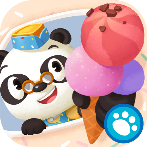 Dr. Panda Ice Cream Truck -