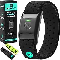 Powr Labs Bluetooth Heart Rate Monitor Armband   ANT Heart Rate Monitor Armband Heart Rate Monitor Bluetooth Wrist Heart…