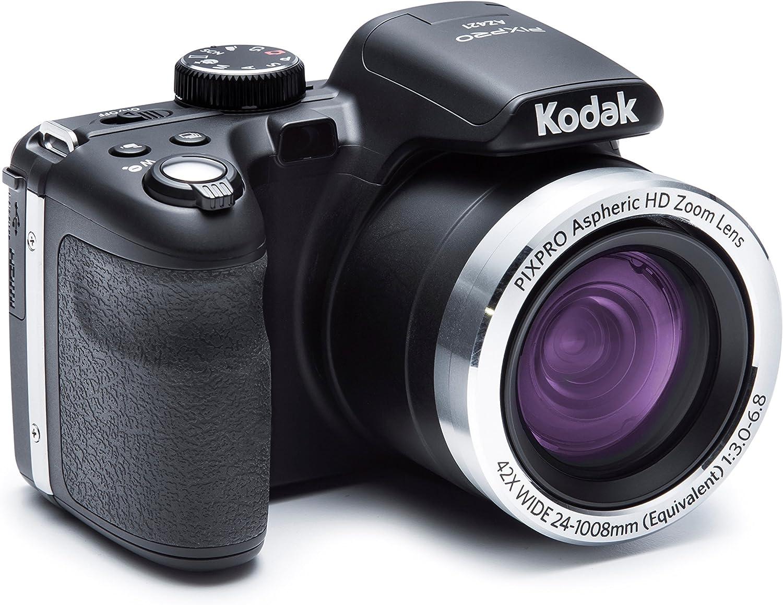Kodak PIXPRO AZ421 - Cámara Digital (16.15 MP, Cámara Puente, 25.4 ...