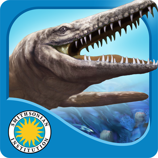 Ruler Mighty - Mosasaurus: Mighty Ruler of the Sea - Smithsonian's Prehistoric Pals