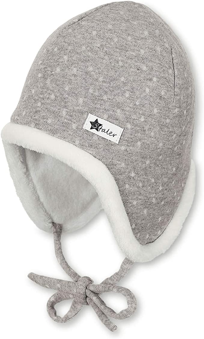 Sterntaler Unisex Baby Schirmm/ütze Cold Weather Hat
