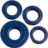 LYO Set: Wellendichtringe Motor kpl, blau - Simson S51, S70, S53, S83, KR51/2 Schwalbe, SR50, SR80