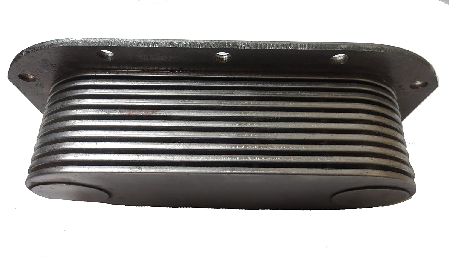 Amazon.com: NEW Replacement 10 plate oil cooler 23522416 for Detroit Diesel Series 50 60 (24049AM): Automotive