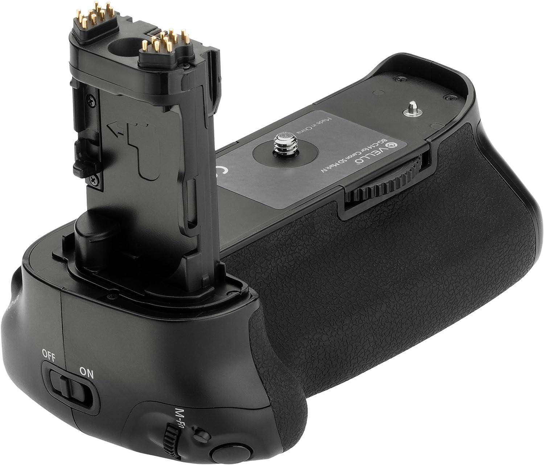 Vello BG-C14 Battery Grip for Canon 5D Mark IV DSLR Camera 81WwaVl4BoLSL1500_