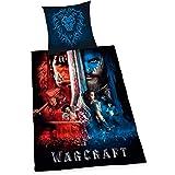 Warcraft Lothar Bettwäsche Multicolor Amazonde Küche Haushalt