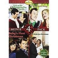 Hallmark Holiday Collection 4 (Christmas Song/Baby's First Christmas/Bride for Christmas...