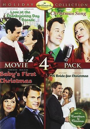 The Christmas Parade Hallmark.Amazon Com Hallmark Holiday Collection 4 Christmas Song