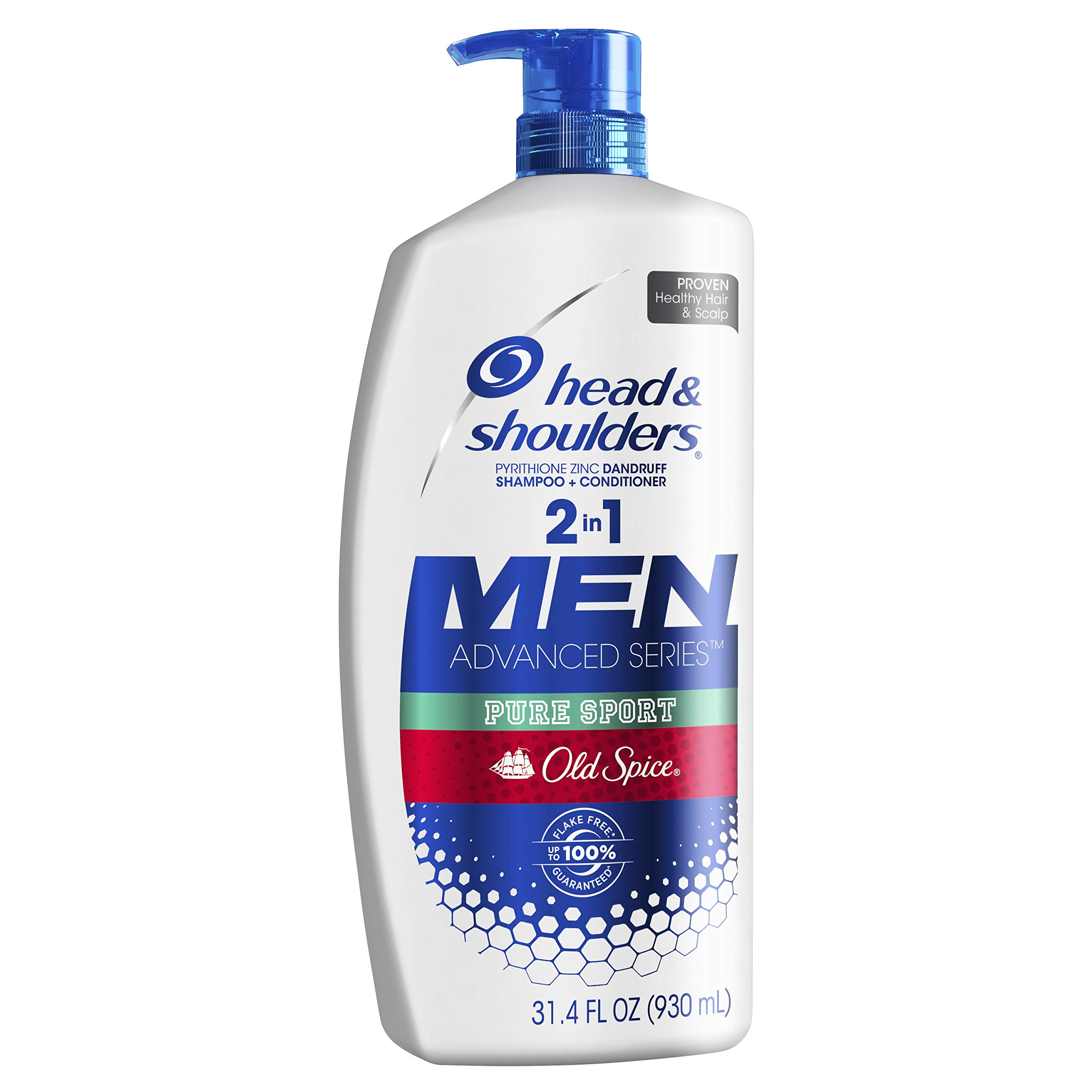 Head and Shoulders Old Spice Pure Sport 2-in-1