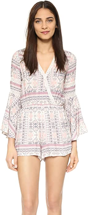 b857894375d L Space Women s Lovestruck Rimini Romper