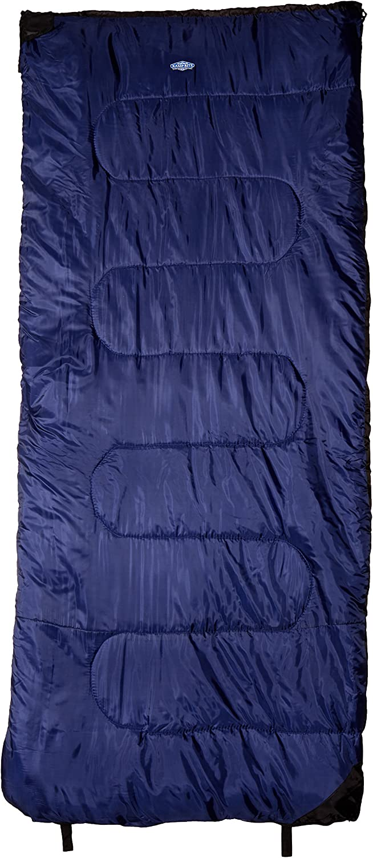 Kamp-Rite Classic 2, 40 Degree Sleeping Bag, Blue