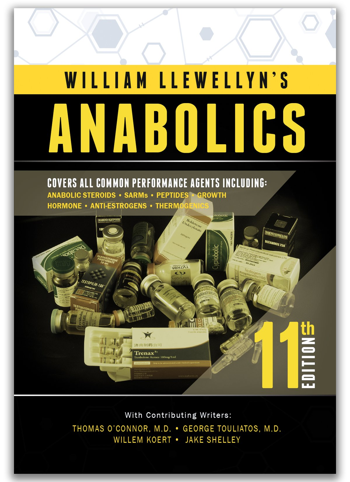Anabolics, 10th ed. (william llewellyn's anabolics) by william.