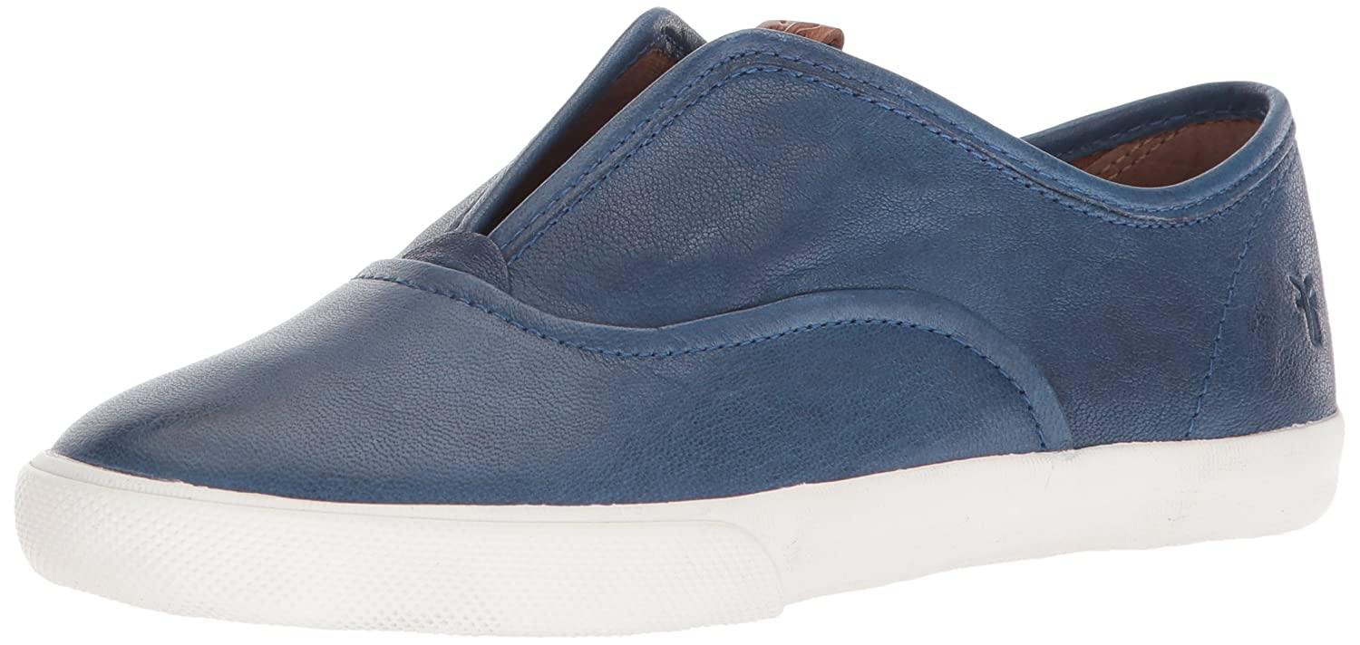 FRYE Women's Maya CVO Slip on Sneaker B074QTL85B 10 B(M) US|Navy