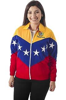 3d4a33642b39f 23 - 48 Chaqueta Tricolor DE LA Bandera DE Venezuela