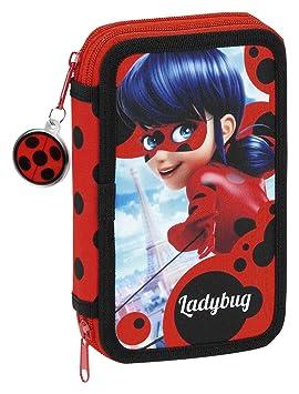 Safta Lady Bug Ladybug Estuche Color Rojo & ampuacutenica (411702854