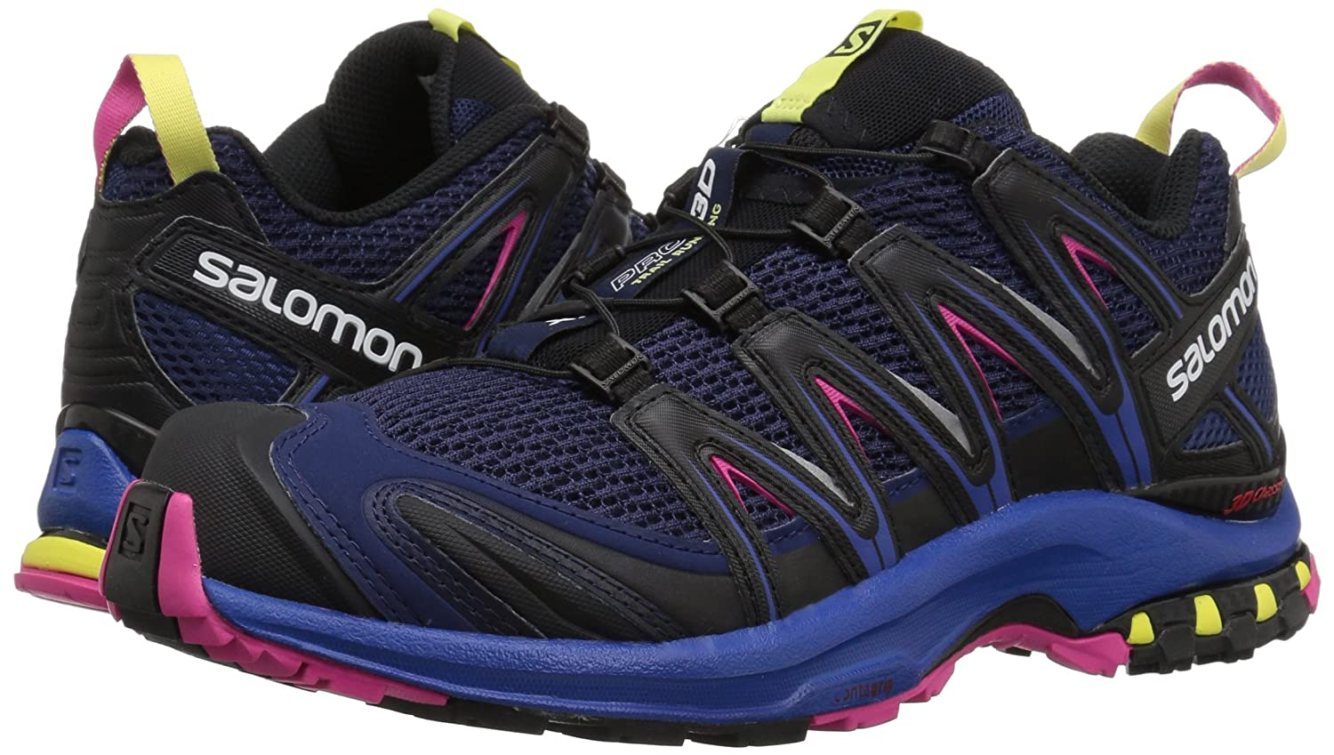 Salomon Women's Xa Pro 3D W Trail Running Shoe B073P58C6Z 9.5 B(M) US|Medieval Blue