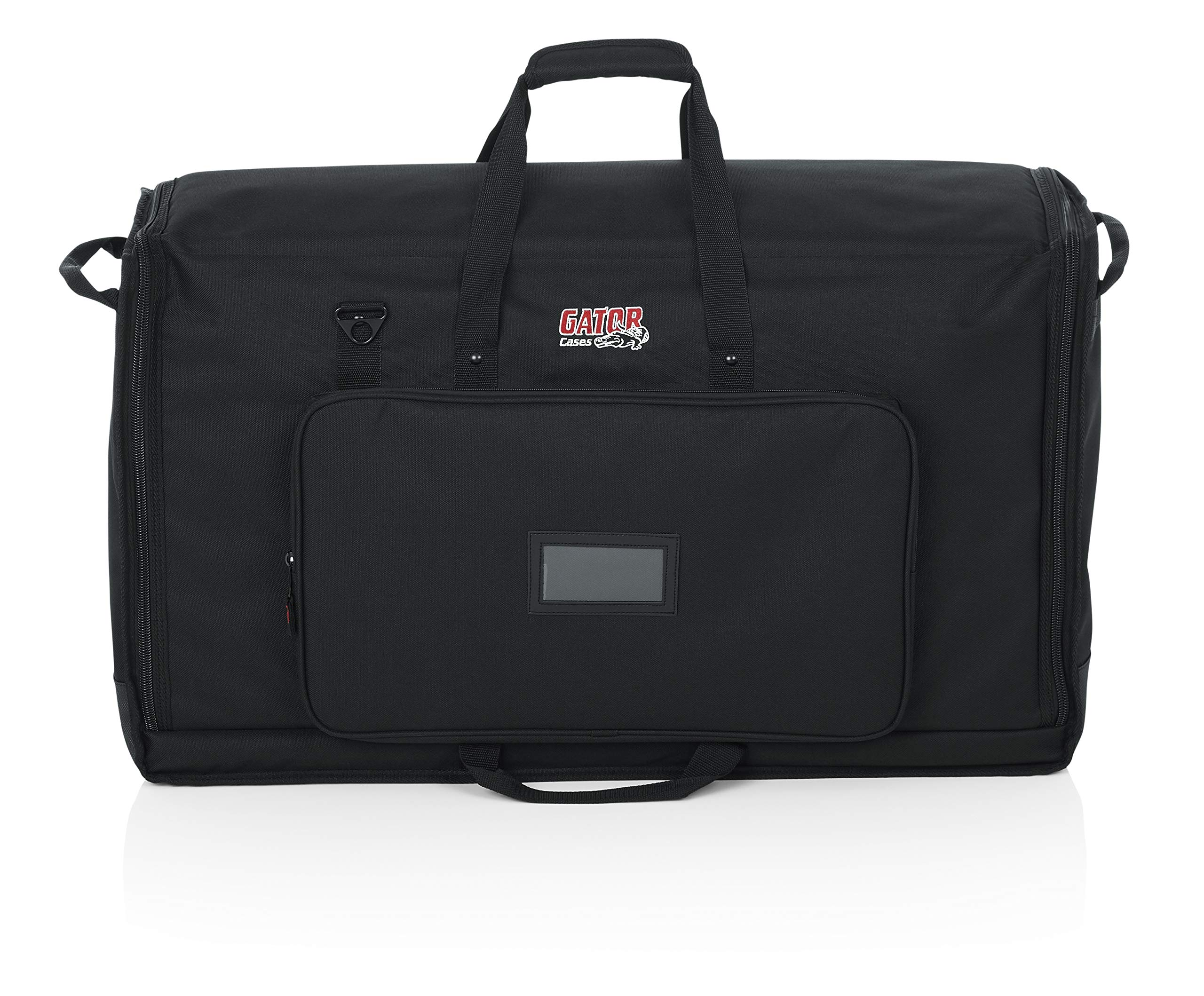 Gator Cases Padded Nylon Dual Carry Tote Bag for Transporting (2) LCD Screens, Monitors and TVs Between 27'' - 32''; (G-LCD-TOTE-MDX2) by Gator (Image #2)