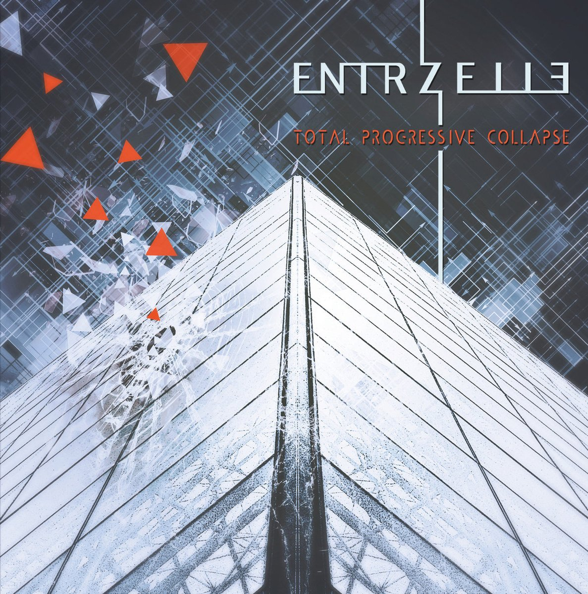 CD : Entrzelle - Total Progressive Collapse (CD)