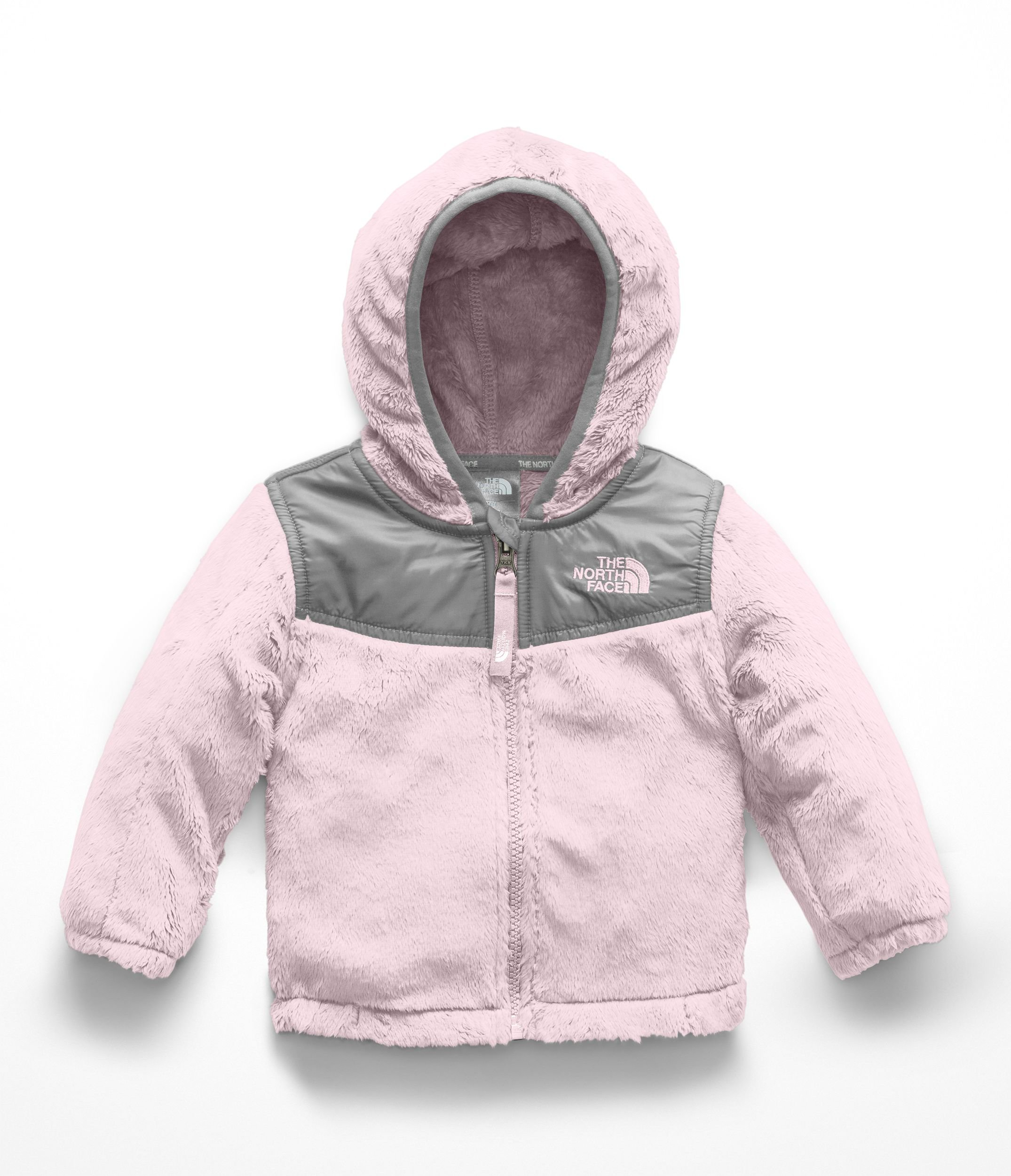The North Face Infant OSO Hoodie - Purdy Pink - 24M