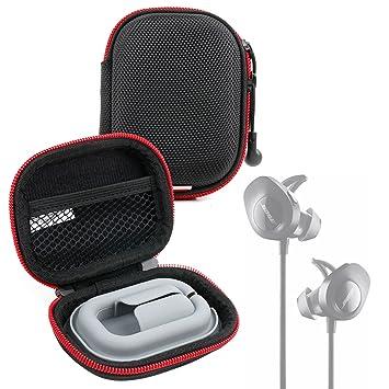 Funda / estuche rígida para auriculares Besign SP02 / Bestwe inalámbricos PW16220053UKF / Betron YSM1000 /