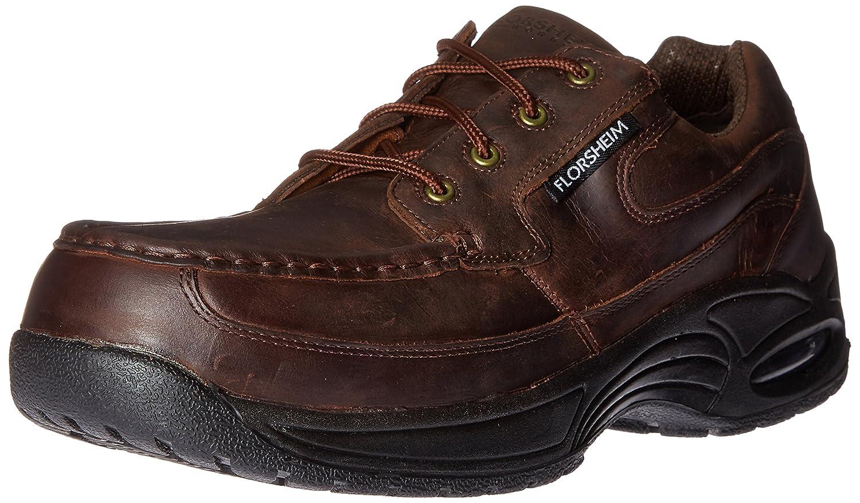Florsheim Workメンズfs2430作業靴 B000RW44EO 11.5 D(M) US|ブラウン ブラウン 11.5 D(M) US