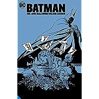 Batman The Long Halloween Deluxe Edition