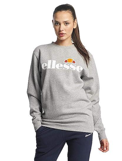 753d70fe20417 ellesse Agata Sweatshirt Femme  Amazon.fr  Vêtements et accessoires