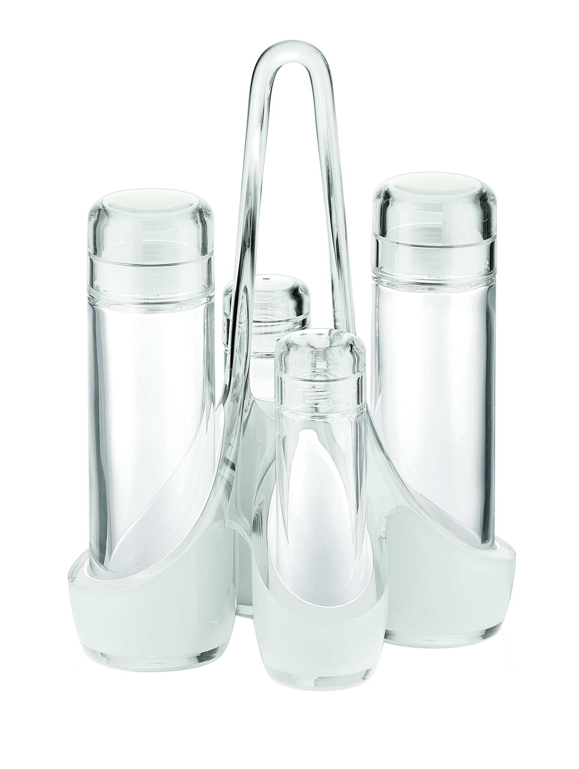 Guzzini Mirage 24880000 Oil / Vinegar Set