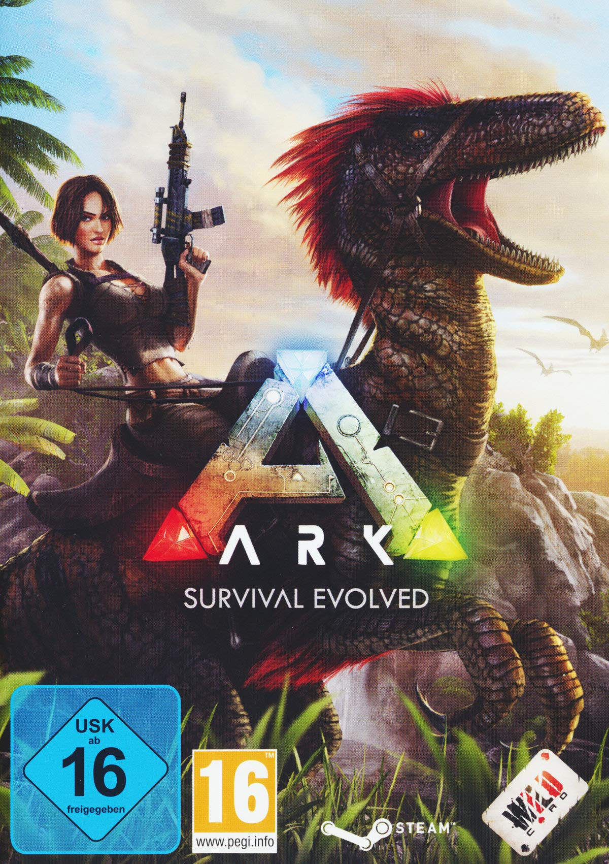 ARK: Survival Evolved  Für Windows 7/8/10 (64-Bit