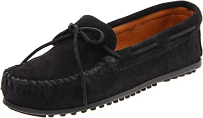 90b47bef Amazon.com | Minnetonka Men's Classic Moc | Loafers & Slip-Ons