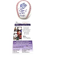 $99 » Daryl Strawberry New York Yankees Signed Autograph Official 1999 World Series MLB Baseball 99 WS CHAMPS INSCRIBED JSA Certified