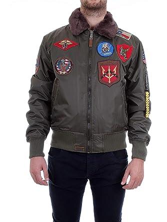 Et Top Vêtements Vert Accessoires Gun Xl Homme Tgj1542 wp8qYxpS