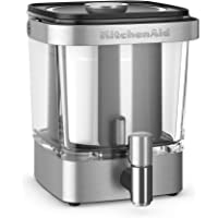 Deals on KitchenAid 4.75 Cup Silver Cold Brew Coffee Maker