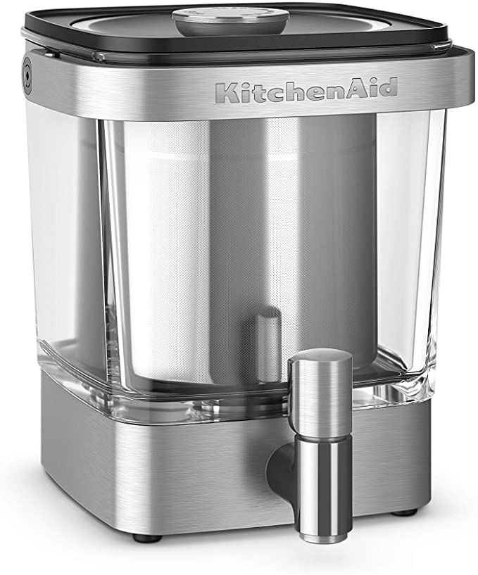 Amazon.com: KitchenAid - Cafetera de acero inoxidable ...
