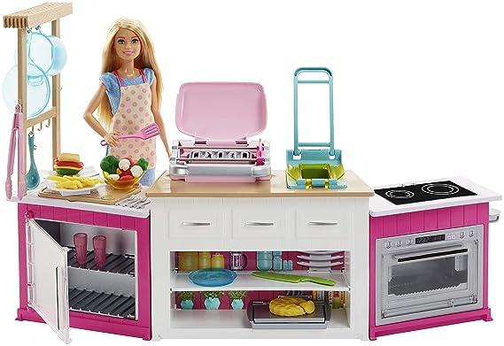 Mattel Barbie Cucina da Sogno: Amazon.it: Giochi e giocattoli