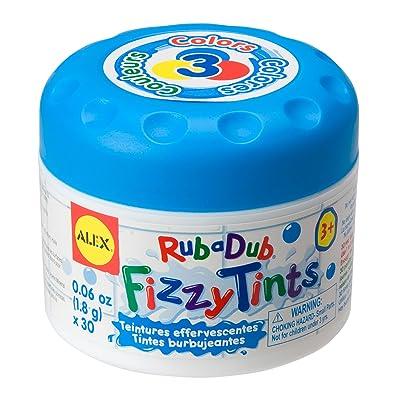 ALEX Toys Rub a Dub Fizzy Tints: Toys & Games